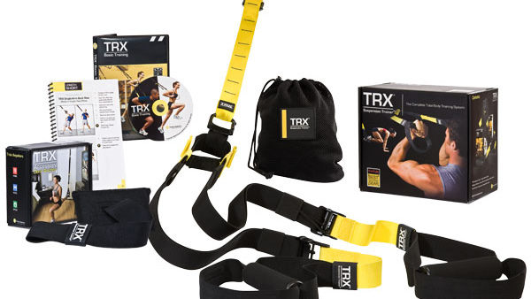 TRX Home Training Bundle