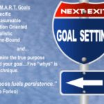 Two Keys to Effective Goal Setting